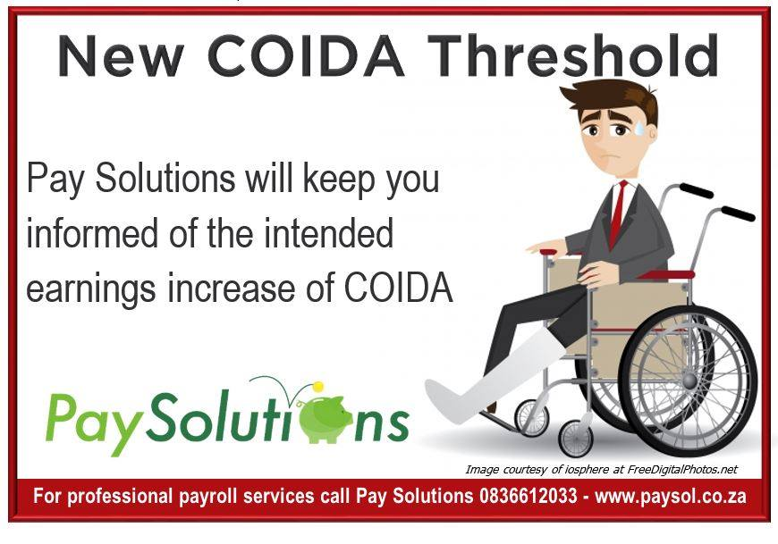 COIDA Threshold Increase