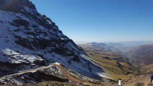 Sani Pass Walk for CHOC