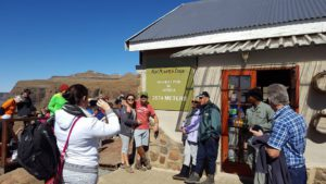CHOC Sani Pass Walk
