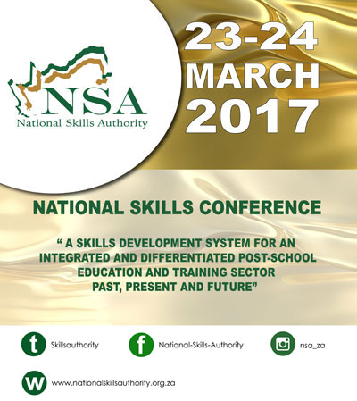 National Skills Conference in March 2017